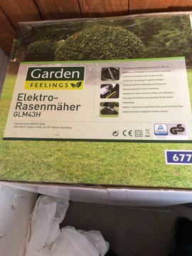Gartengeräte, Rasenmäher - Nagelneuer Garden Elektro-Rasenmäher GLM 43