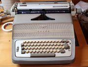 Adler electric 21c Elektrische Schreibmaschine