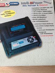 Verkaufe Intelli Bi Power Akku