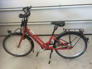 FLUX A10-F - Das Aufrecht-Fahrrad