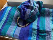 Babytragetuch Ring Sling Amazonas 180cm