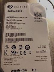 Festplatte Seagate Desktop SSHD 1TB