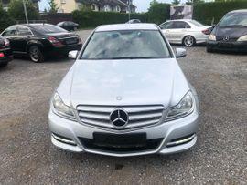 Bild 4 - Mercedes-Benz C 180 CDI BlueEfficiency - Hard