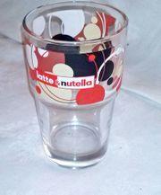 Ferrero NUTELLA Trinkglas Latte Macciato
