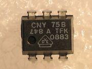 Optokoppler CNY 75 DIP 6