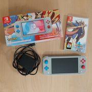 Nintendo Switch Zacian Zamazenta Ltd
