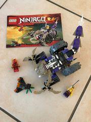 Lego Ninjago SET 70745 und