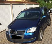 Volkswagen Touran 2 0 TDI