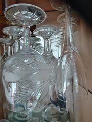 Kristall Gläser