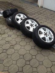 5 Alufelgen 16 für VW