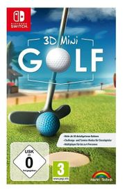 Nintendo Switch 3D Mini Golf