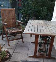Gartenmöbel-Garnitur Fa Stern