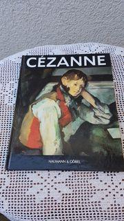 Kunstbuch Bildband von Cezanne