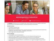 Marketingassistenz Online Print m w