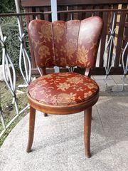 Antike Cafehausstühle 5 Stück