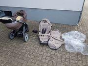 Teutonia Kinderwagen inkl Sportwagen und