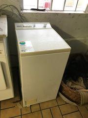 kleine Miele Waschmaschine Toplader