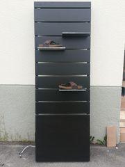 Dekokwand für Tücher Schuhe bzw