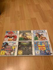 3DS-Spiele jeweils im 2er 3er
