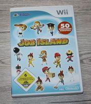 Nintendo Wii Job Island Spiel