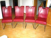 4 Stühle Schwingstühle EM Zadar