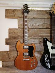DeArmond SG E-Gitarre