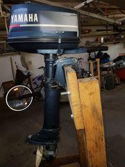 Aussenbordmotor Yamaha 4PS Langschaft