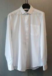 Herren Hemd Langarm Klassisch Hemden