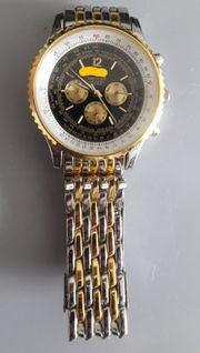 Absolut neue Herren Armbanduhren Chronograph