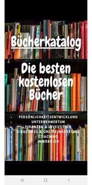 Tolle Auswahl an kostenlosen Büchern
