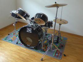 Schlagzeug Drumset Musicstore pro Drum-Line: Kleinanzeigen aus Karlsruhe Neureut - Rubrik Drums, Percussion, Orff