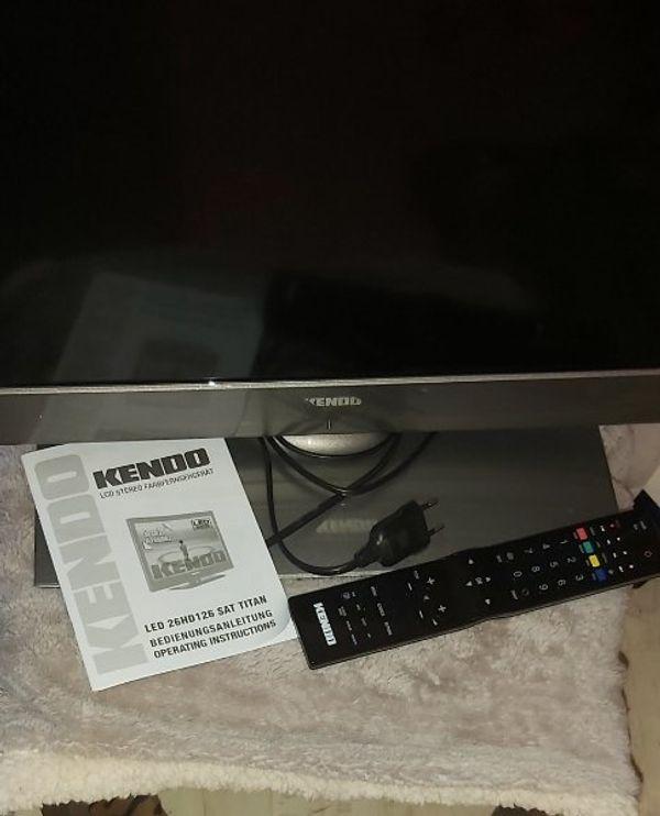 Kendo LCD Stereo Farbfernsehgerät