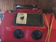 Sandstrahl Kabine Sk 500 EP