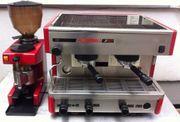 Cimbali Espressomaschine Kaffeemaschine Siebträgermaschine Espressomühle