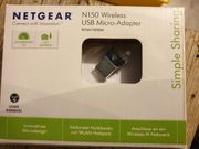 Wireless Micro Adapter N150