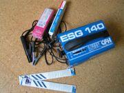 Elektroschweißgerät CFH ESG 140 mit