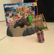 Playmobil Burgverteidigung 4133 4
