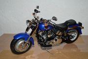 Franklin Mint Harley Davidson Fat