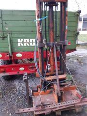 Hubstapler für Traktor