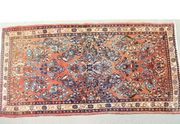 Orientteppich Saruk Sarugh antik 124x64