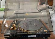 Technics SL 1200 LTD Gold