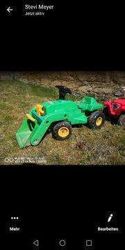 Traktor rutscher Bobby car größe