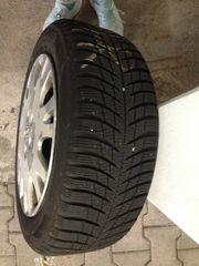 4 Winterreifen Bridgestone 205 55