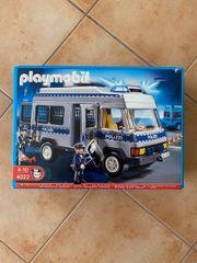 Playmobil 4022 - Polizei-Mannschaftswagen
