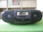 Panasonic RX-D55A CD-Radio-Recorder mit USB-Port