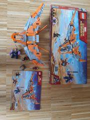 Lego Marvel Superhelden Thanos Ultimate