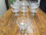 Dessertschalen - Glasschalen - Eisschalen
