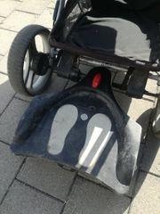 Buggyboard für Teutonia