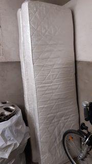 2 Original Hobby Wohnwagen Matratzen