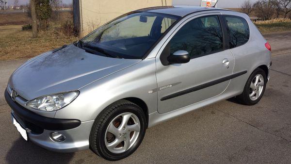 Peugeot 206 1 6 110